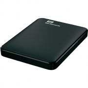 WD Elements 1TB Portable External Hard Drive (Black)