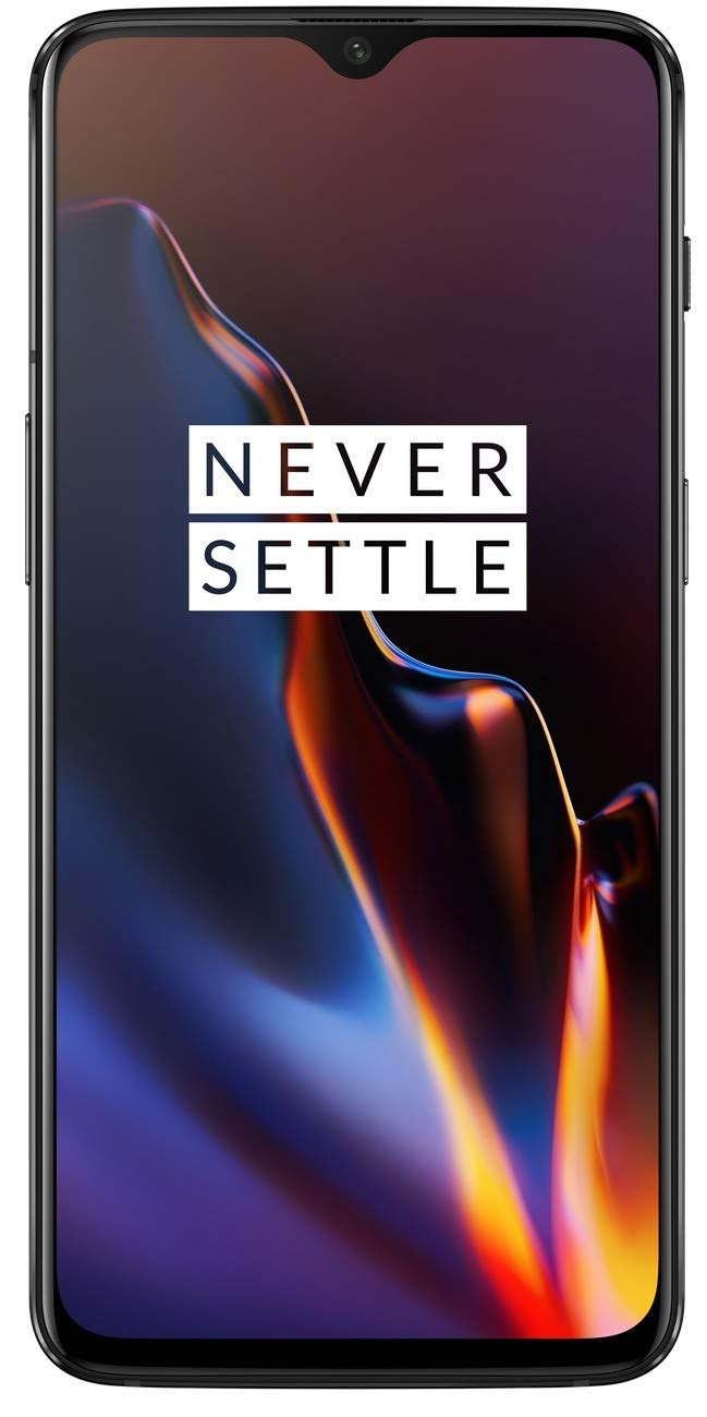 OnePlus 6T (Midnight Black, 8GB RAM, 256GB Storage)